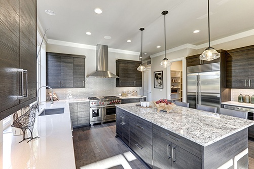remodeled kitchen in St. George, UT